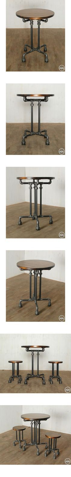 DIY table with black pipe from Gill-Roy's Hardware! - DIY table with black pipe from Gill-Roy's Hardware! DIY table with black pipe from Gill-Roy's Hardware! Pipe Furniture, Industrial Furniture, Furniture Projects, Home Projects, Furniture Vintage, Pallet Furniture, Bedroom Furniture, Outdoor Furniture, Arte Pallet