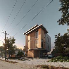 Making of - Ballard aperture house by Sonny Ferian