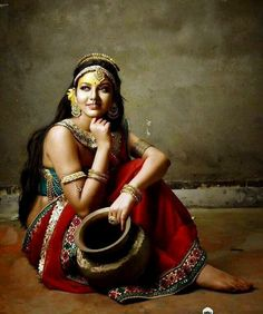 Check Out these 50 Most Beautiful Indian Women Paintings of All TimesCheck Out these 50 Most Beautiful Indian Women Painti. Indian Women Painting, Indian Art Paintings, Abstract Paintings, Dance Hip Hop, Dance Aesthetic, Santa Sara, Most Beautiful, Beautiful Women, Mädchen In Bikinis