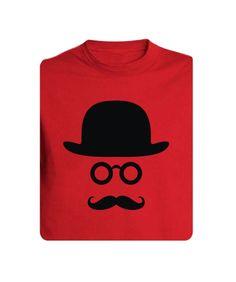 Old School Kvalitní pánské tričko.  Materiál: 100% bavlna Gramáž: 200  Dostupné v různých barvách, klidně i v dámském provedení ;-)