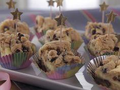 Chocolate Chip Cheesecake Bars recipe from Trisha Yearwood via Food Network