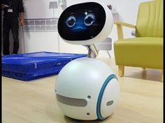 Asus' adorable robot assistant Zenbo wants to take over the world (or destroy us all) - http://eleccafe.com/2016/05/31/asus-adorable-robot-assistant-zenbo-wants-to-take-over-the-world-or-destroy-us-all/