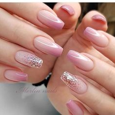 Are you looking for a gel nail art design and ideas? See our interesting collection of gel nail designs. I hope you can find the one you like best. Gel Nail Art Designs, French Nail Designs, French Nail Art, Gel Nails French Tip, Bridal Nails French, Ombre French Nails, Pink French Manicure, Natural Nail Designs, Bridal Nail Art