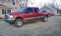 $7,500.00 - 2002 f250 ford 4x4 lariat