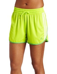 #Adidas #Womens VICTORY Athletic Mesh Shorts, Loose Fit, Double #Layered   really love it!   http://amzn.to/HlzMfN