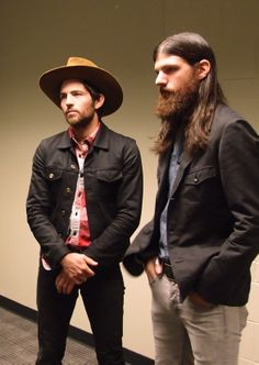 The Avett Brothers were born in Concord, N.C.