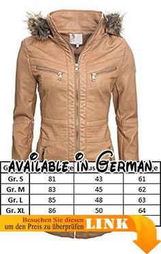 Damen jacke extra lang