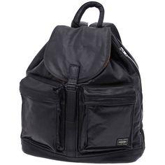 Porter Tanker Leather Rucksack. Product No  383-04891. Size  W330  da9e5bbd065cc
