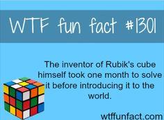 Wtf fun fact #1301