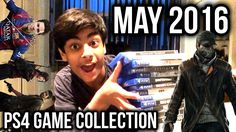awesome My PlayStation four Sport Collection (May perhaps 2016)