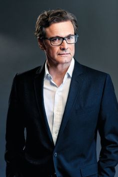 ColinFirth addicted — I don't know what to say something.. You're...