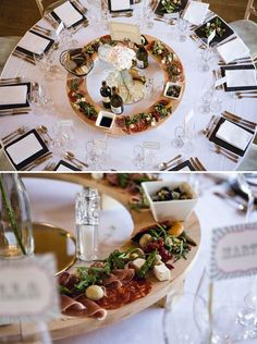 Family-Style Dining for Your Wedding Day   I Do Take Two