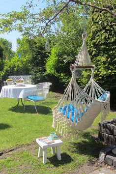 Hammock Swing Chair, Home Design Floor Plans, Luxury Girl, Backyard Patio Designs, Lounge, Diy Crafts For Kids, Hanging Chair, Diy Home Decor, Creations