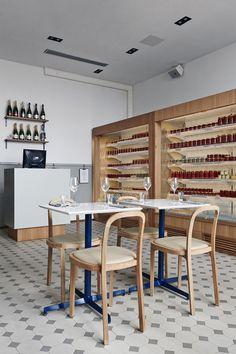 Finlandia Caviar Shop and Restaurant in Helsinki | NordicDesign