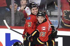 Flames bench star players Johnny Gaudreau, Sean Monahan for...: Flames bench star players Johnny Gaudreau, Sean Monahan for… #CalgaryFlames