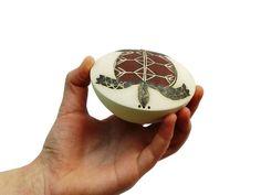 Ceramics and Pottery Stoneware Salt Shaker Salt by DankoHandmade