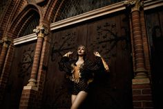 Photographer: Sebastian Schüler Designer: Lara Baseler Model: Carolin Sue  https://www.facebook.com/lara.baseler.fashion/
