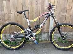 Nukeproof all the way!!