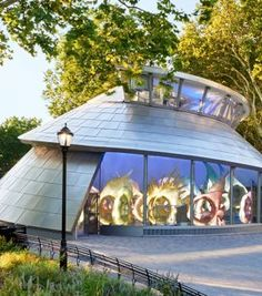 SeaGlass Carousel at The Battery