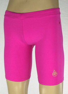 Men's Cycling Shorts Passion Pink - Shakti Activewear