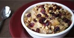 Slow-Cooker Apple Pie Quinoa | POPSUGAR Fitness