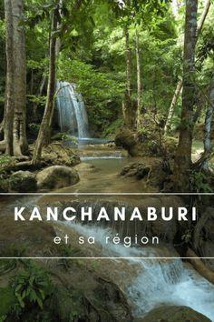 Kanchanaburi, ses cascades et sa rivière Kwaï - My Little Pipe Dream Thailand Shopping, Phuket Thailand, Thailand Travel, Koh Phangan, Business Trip Packing, Travel Packing, Packing Hacks, Bangkok