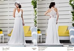 Roz-la-kelin-bridal-chashmere-5465T-destination-vintage-wedding-gown.jpg - The front kind of looks like saggy boobs, but I love the back