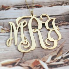 3 Initial Monogram Necklace 1 inch Gold Plated Personalized Necklace Nameplate Necklace letter n Monogram Earrings, Monogram Jewelry, Nameplate Necklace, Letter Necklace, Personalized Necklace, Monogram Initials, Letter Monogram, Letters, Diamond Choker Necklace
