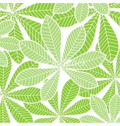 Palm leaves vector 20607 - by keitikei on VectorStock®