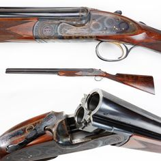 Purdey Over-Under Shotgun - Many shooters would count themselves lucky to see or even handle a side-by-side Purdey shotgun. But how many have run into a finely engraved Purdey over-under shotgun? This Purdey was made in 1953 as a single-trigger 12 bore as a special presentation from Tom Purdey, chairman of James Purdey & Sons for a friend. The barrels on this smoothbore were bored to full choke specification.