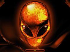 AlienWare Fire Boot by on DeviantArt Cool Pokemon Wallpapers, Alien Art, Tech Hacks, Wallpaper Pc, Skull Art, Futuristic, Spiderman, Fire, T Shirts