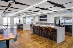 Corporate Flooring: Burgess Group from Parterre Flooring. View our extensive collection of professional grade vinyl flooring today! Luxury Vinyl Flooring, Luxury Vinyl Tile, Luxury Vinyl Plank, Wood Species, Group, Antiques, Chic, Kitchen, Furniture