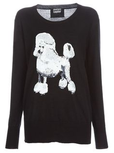 Another Poodle Top! Goal: To have something with poodles on it to wear everyday of the week.