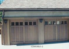 Craftsman Garage Door Gallery - Artistic Garage Doors, Inc. Craftsman Garage Door, Outdoor Decor, Decor, Garage, Garage Doors, Home, Craftsman, Shop Doors, Doors