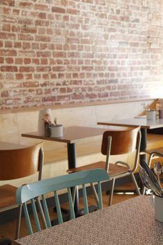 Central Design Studio - Chooks restaurant in London - on flodeau.com 8