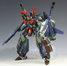 Bandai 1-72 SCALE Armored Messiah Valkyrie Alto 2