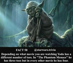 I didn't know this // Star Wars Facts