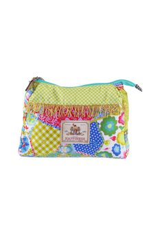 Geanta Happiness Yucatan pentru Cosmetice Aqua Diaper Bag, Aqua, Bags, Fashion, Embroidery, Purses, Moda, Water, Fashion Styles