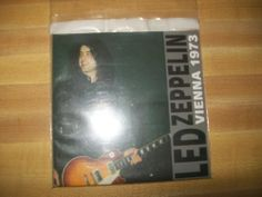 LED Zeppelin Live Vienna 1973 2 CD as New Tdolz Vol 048   eBay