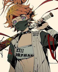 This is a fansub for the hit manga and anime, The Promised Neverland! Manga Anime, Fanarts Anime, Anime Characters, Anime Demon, Otaku Anime, Ffxiv Character, Character Art, Character Design, Cool Anime Girl