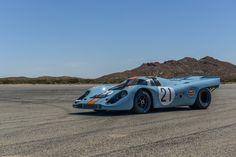 Restaurierter Porsche 917K kehrt in USA nach über 40 Jahren auf Rennstrecke zurück