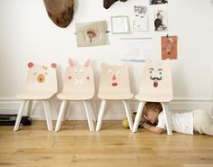 Playroom Table by Oeuf - white | Nubie - Modern Baby Boutique