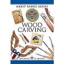 Wood Carving - Merit Badge Pamphlets - Literature - BSA
