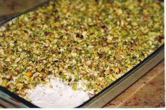 حلويات شامية -- ليالي لبنان