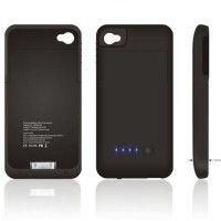 External power pack voor iPhone 4(S) - Zwart