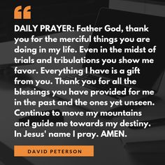 Daily Prayer 🙏🏾 Daily Devotional Prayer, Devotional Quotes, Biblical Quotes, Daily Prayer, Bible Verses Quotes, Faith Quotes, Spiritual Quotes, Scriptures, Prayer For Work