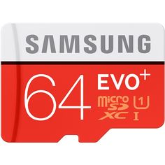 awesome SAMSUNG EVO+  Micro SD 32G SDHC 80mb/s Grade Class10 Memory Card C10 UHS-I TF/SD Cards Trans Flash SDXC 64GB 128GB free shipping