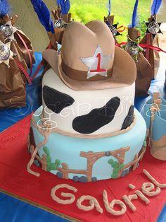 Cowboy Cake #2 by Sugar Diva, via Flickr