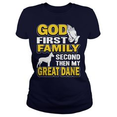 Great Dane Dog T-Shirts, Hoodies. Check Price Now ==►…