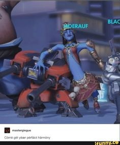 Nightmare fuel >>> this is a cursed pin Overwatch Comic, Overwatch Memes, Overwatch Fan Art, Video Game Memes, Video Games, Funny Memes, Hilarious, Team Fortress, Gaming Memes